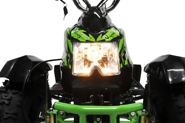 ATV electric NITRO ECO Cobra 800W 36V cu 3 Viteze #Verde [6]