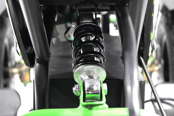 ATV electric NITRO ECO Cobra 800W 36V cu 3 Viteze #Verde [7]