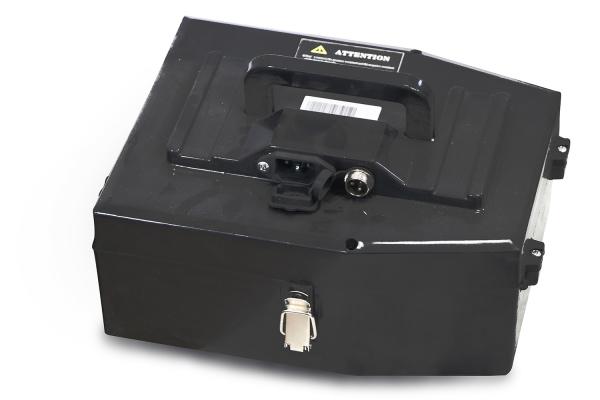 ATV electric NITRO ECO Python 1000W 48V DELUXE #Portocaliu 7