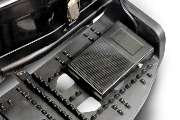 ATV electric NITRO ECO Python 1000W 48V DELUXE #Portocaliu 2