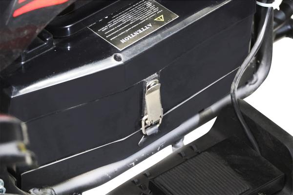 ATV electric NITRO ECO Python 1000W 48V DELUXE #Portocaliu 6