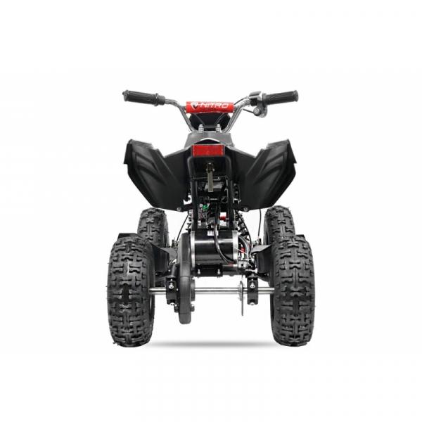 ATV electric NITRO ECO Python 800W 36V cu 3 Viteze #Verde 3
