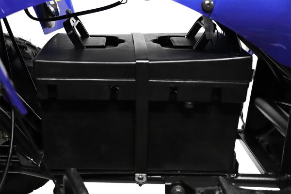 ATV electric NITRO Eco Warrior 1000W 48V 20Ah cu DIFERENTIAL #Orange 6