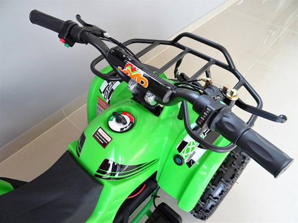 ATV electric pentru copii KXD Torino M5 800W 36V #Verde 4