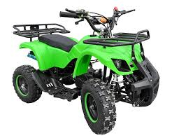 ATV electric pentru copii KXD Torino M5 800W 36V #Verde 0