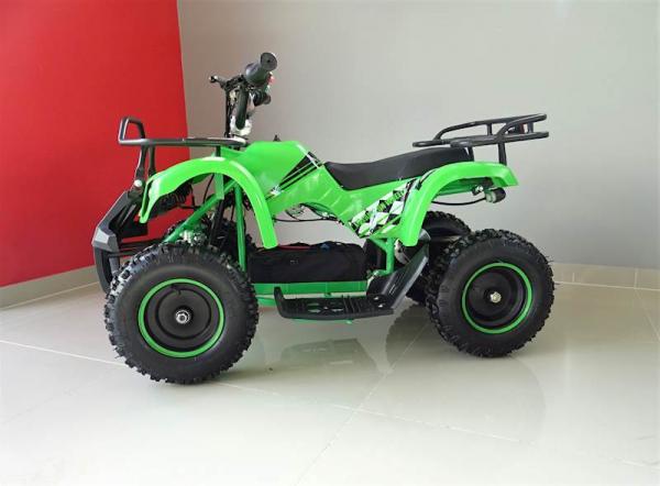 ATV electric pentru copii KXD Torino M5 800W 36V #Verde 6