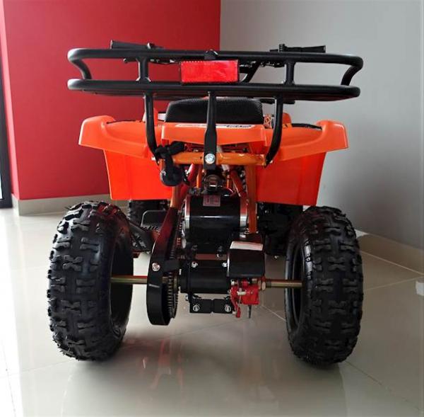ATV electric pentru copii KXD Torino M5 800W 36V #Portocaliu 16