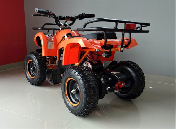 ATV electric pentru copii KXD Torino M5 800W 36V #Portocaliu 14