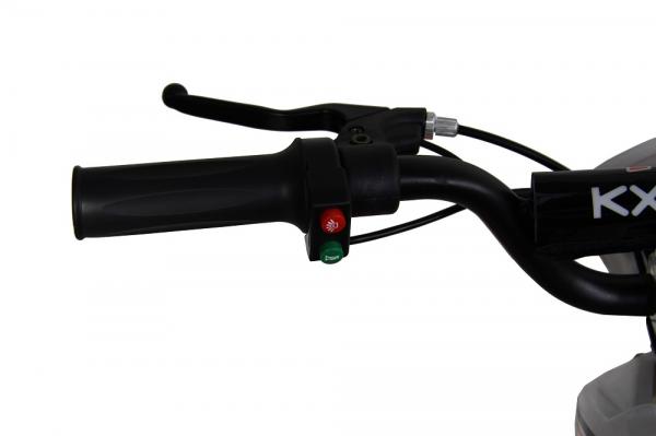 ATV electric pentru copii KXD Maddox M1 800W 36V #Portocaliu 6