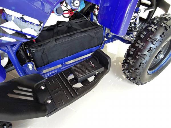 ATV electric pentru copii KXD Torino M5 800W 36V #Albastru 3
