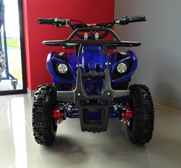 ATV electric pentru copii KXD Torino M5 800W 36V #Albastru 9