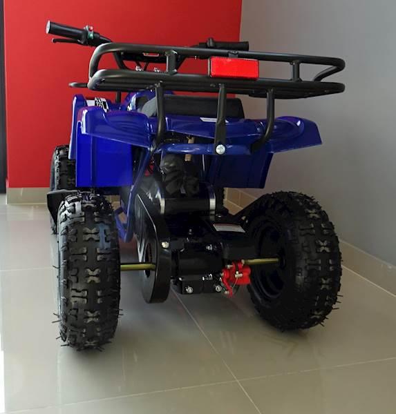 ATV electric pentru copii KXD Torino M5 800W 36V #Albastru 6