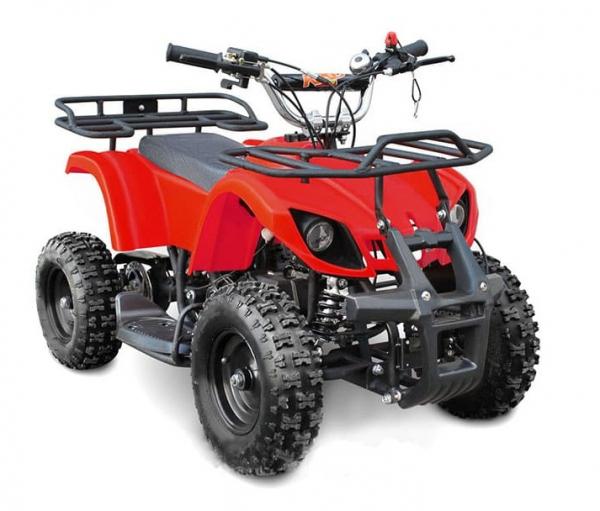 ATV electric pentru copii KXD Torino M5 800W 36V #Rosu 0