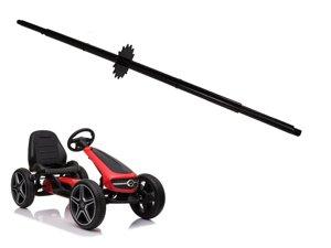 Ax metalic cu pinion pentru Kart Mercedes cu pedale [0]