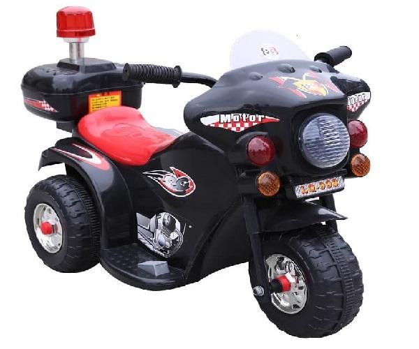 Mini Motocicleta electrica cu 3 roti LQ998 STANDARD #Negru 0
