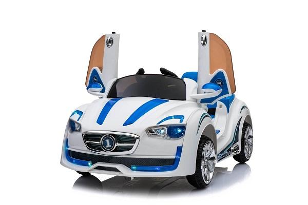 Masinuta electrica BLJ-9988 2x 35W 12V STANDARD #Albastru 0