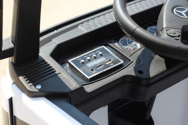 Camion Mercedes ACTROS 4x4 PREMIUM 4x45W #Alb 10