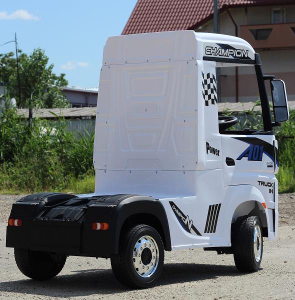 Camion Mercedes ACTROS 4x4 PREMIUM 4x45W #Alb 13