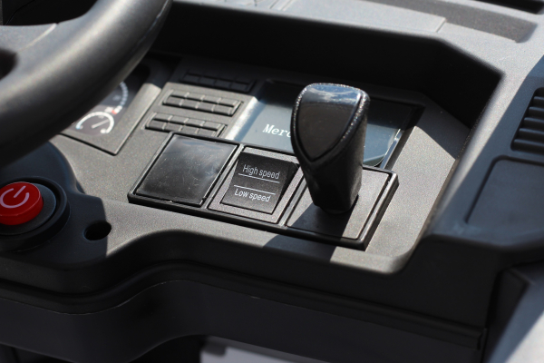 Camion Mercedes ACTROS 4x4 PREMIUM 4x45W #Alb 12