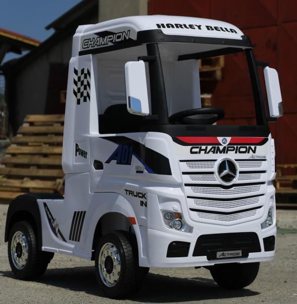 Camion Mercedes ACTROS 4x4 PREMIUM 4x45W #Alb 6