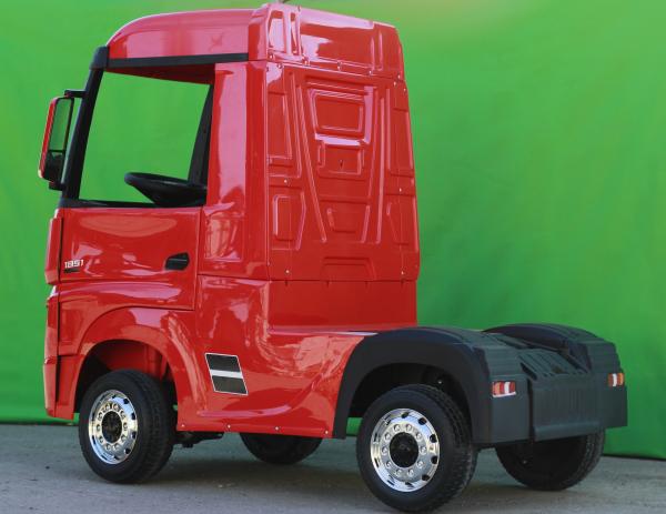 Camion Mercedes ACTROS 4x4 PREMIUM 4x45W #Rosu 6