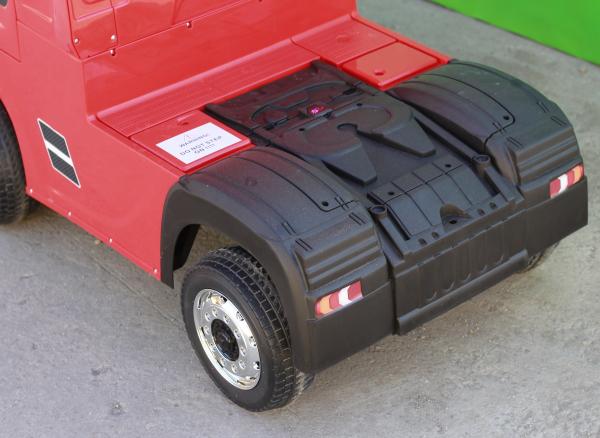 Camion Mercedes ACTROS 4x4 PREMIUM 4x45W #Rosu 7
