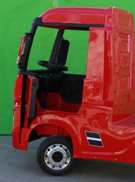Camion Mercedes ACTROS 4x4 PREMIUM 4x45W #Rosu 4