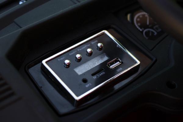Camion Mercedes ACTROS 4x4 PREMIUM 4x45W #Rosu 8