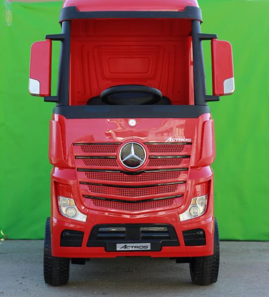 Camion Mercedes ACTROS 4x4 PREMIUM 4x45W #Rosu 1