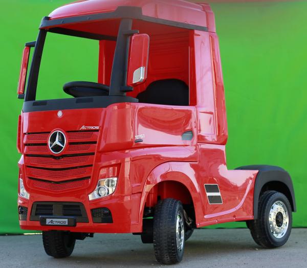 Camion Mercedes ACTROS 4x4 PREMIUM 4x45W #Rosu 3