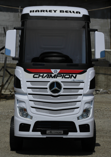 Camion Mercedes ACTROS 4x4 STANDARD 4x45W #Alb 1