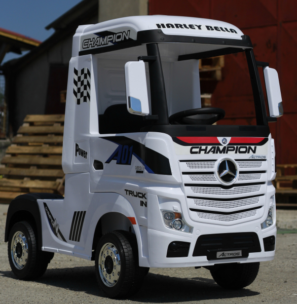 Camion Mercedes ACTROS 4x4 STANDARD 4x45W #Alb 8