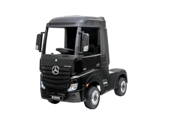 Camion Mercedes ACTROS 4x4 STANDARD 4x45W #Negru 0