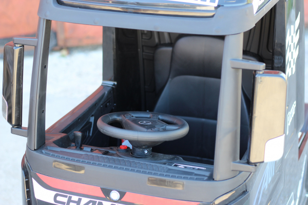 Camion Mercedes ACTROS 4x4 STANDARD 4x45W #Negru 7
