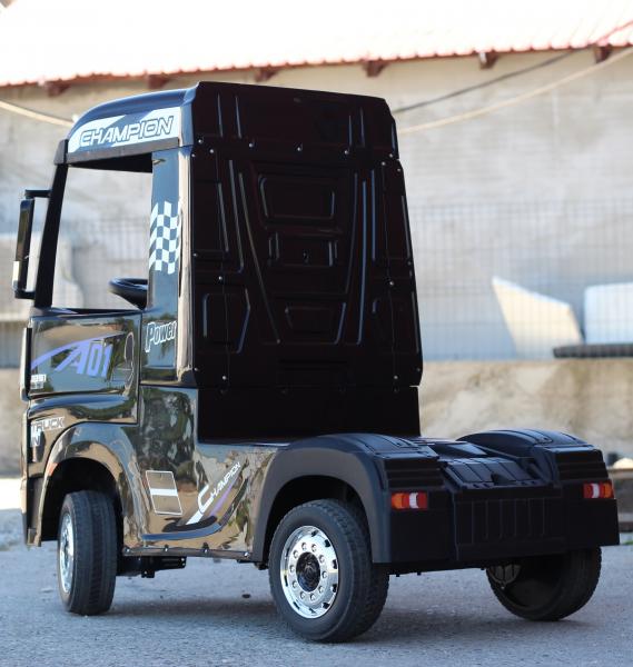Camion Mercedes ACTROS 4x4 STANDARD 4x45W #Negru 3