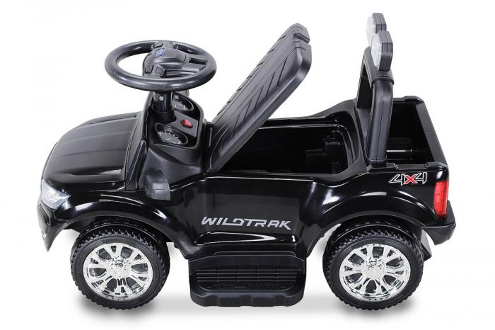 Masinuta electrica pentru copii Ford Ranger 25W 6V STANDARD #Negru [1]