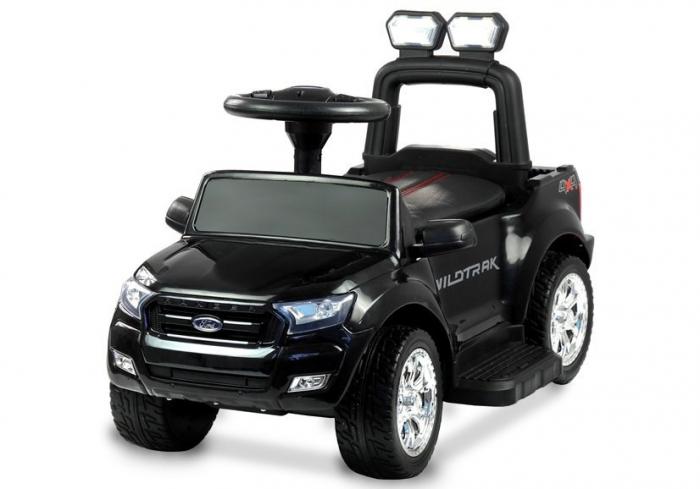 Masinuta electrica pentru copii Ford Ranger 25W 6V STANDARD #Negru [0]