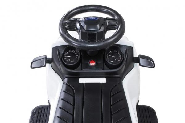 Carucior electric pentru copii 3 in 1 Ford Ranger STANDARD #Alb 6