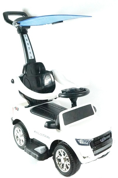 Carucior electric pentru copii 3 in 1 Ford Ranger STANDARD #Alb 7