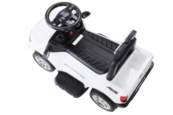 Carucior electric pentru copii 3 in 1 Ford Ranger STANDARD #Alb 1