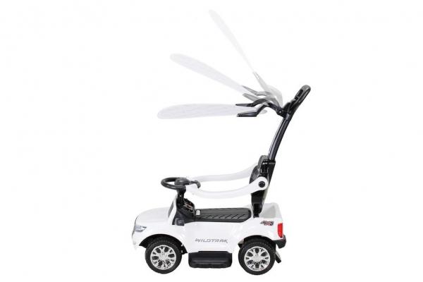 Carucior electric pentru copii 3 in 1 Ford Ranger STANDARD #Alb 10