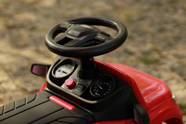 Carucior electric pentru copii 3 in 1 Ford Ranger STANDARD #Rosu 7