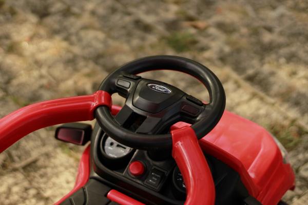 Carucior electric pentru copii 3 in 1 Ford Ranger STANDARD #Rosu 6
