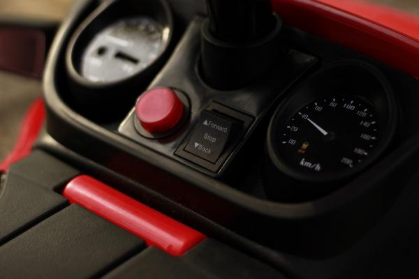 Carucior electric pentru copii 3 in 1 Ford Ranger STANDARD #Rosu 8