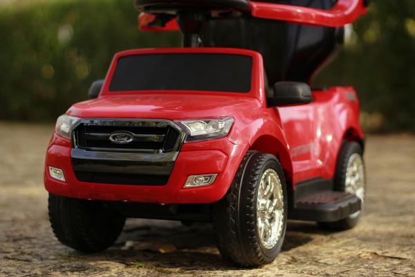 Carucior electric pentru copii 3 in 1 Ford Ranger STANDARD #Rosu 2
