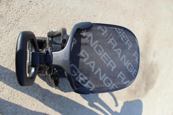 Carucior electric pentru copii 3 in 1 Ford Ranger STANDARD #Negru 7