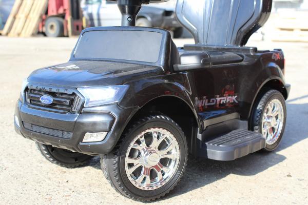 Carucior electric pentru copii 3 in 1 Ford Ranger STANDARD #Negru 3