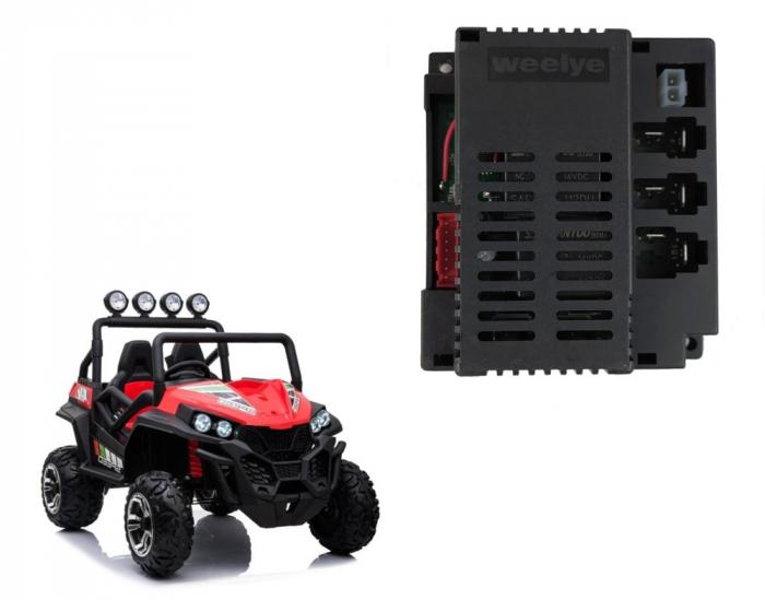 Controler RX19 pentru masinute electrice S2388 S2588 [0]