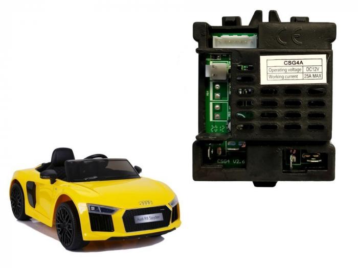 Controler CSG4A 12V pentru masinute electrice Audi R8 [0]