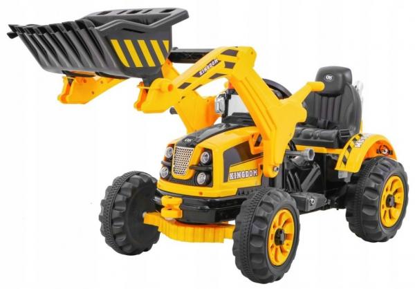 Excavator electric JS328 90W 12V STANDARD #Galben 0